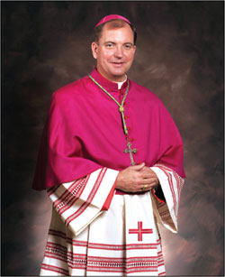 Bishop John O. Barres, STD, JCL, DD